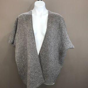 COMMUNITY Wool Open Cardigan Size XS